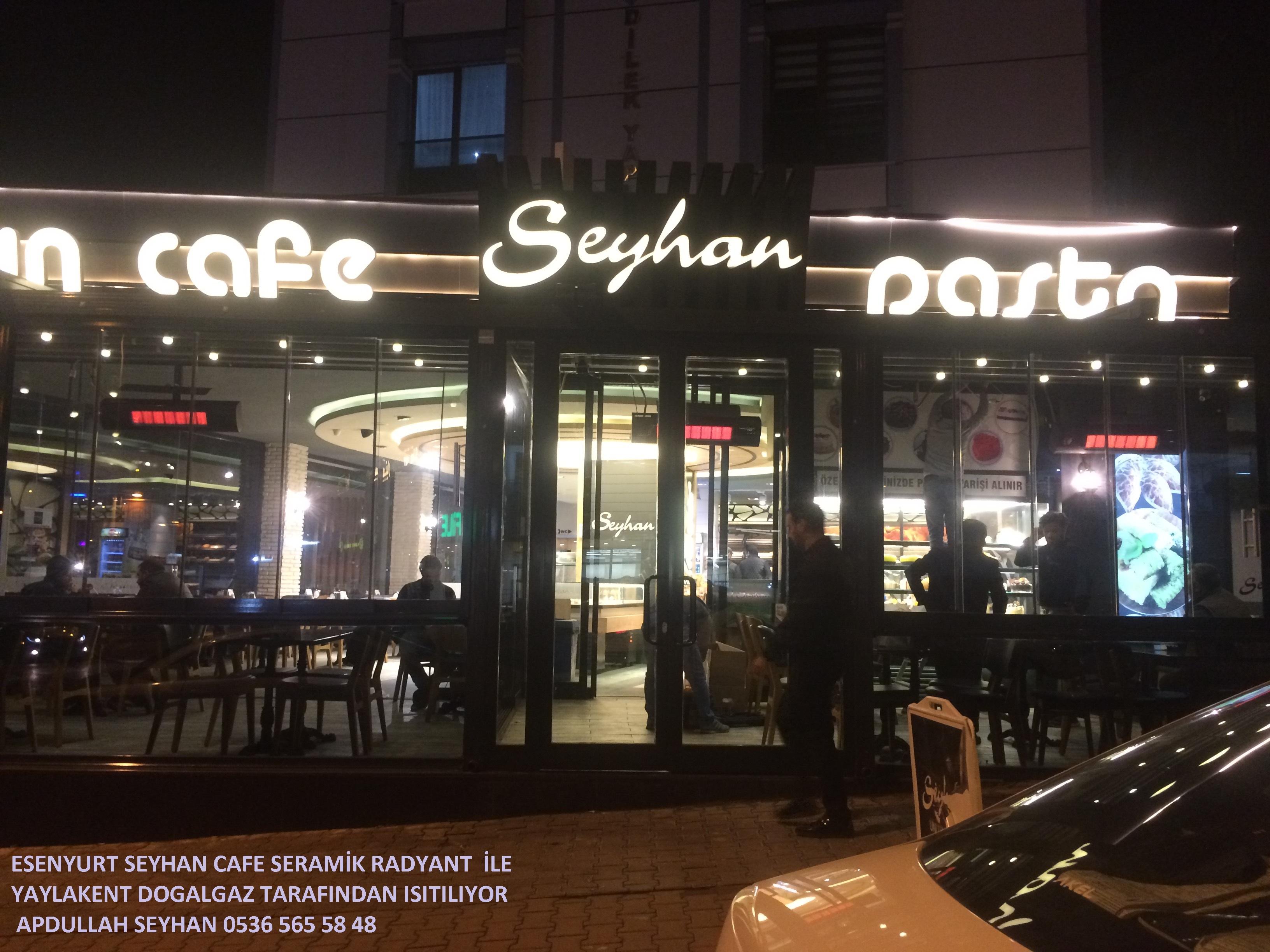 SEYKAN CAFE